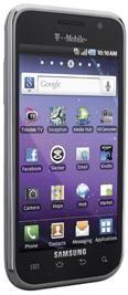 Samsung Galaxy S 4G Black