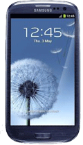 Samsung Galaxy S III Mini Blue