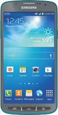 Samsung Galaxy S4 Active Blue
