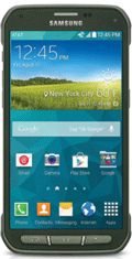Samsung Galaxy S5 Active Green