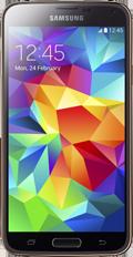 Samsung Galaxy S5 Bronze