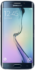 Samsung Galaxy S6 Edge Black