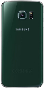 Samsung Galaxy S6 Edge Green