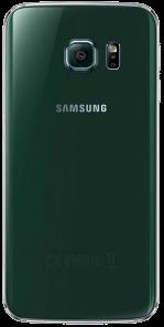 Samsung Galaxy S6 Edge Green