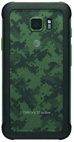 Samsung Galaxy S7 Active Green