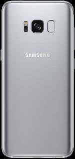 Samsung Galaxy S8+ Silver