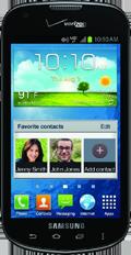 Samsung Galaxy Stellar Black
