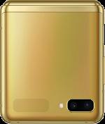 Samsung Galaxy Z Flip Gold