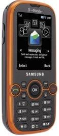 Samsung Gravity 2 Orange