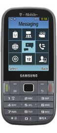 Samsung Gravity TXT Yellow