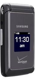 Samsung Haven Silver