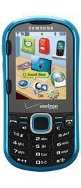 Samsung Intensity II Blue