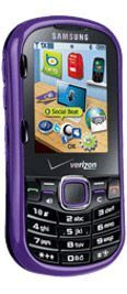 Samsung Intensity II Purple