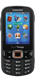 Samsung Intensity III Black
