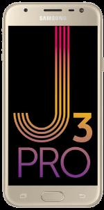 Samsung J3 (2017) Gold