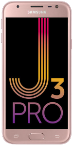 Samsung J3 (2017) Pink