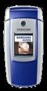 Samsung M300 Blue