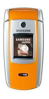 Samsung M300 Orange