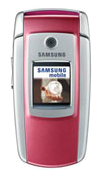 Samsung M300 Red