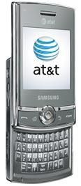 Samsung Propel Pro Silver
