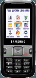 Samsung R451C Black
