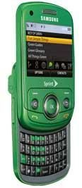 Samsung Reclaim Green
