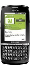 Samsung Replenish Black