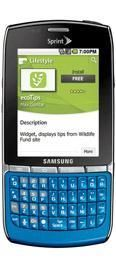 Samsung Replenish Blue
