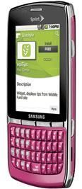 Samsung Replenish Pink