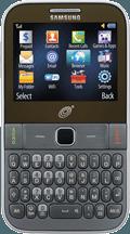 Samsung S390G Silver