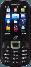 Samsung S425G Black
