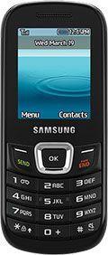 Samsung SGH-T199 Black