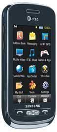 Samsung Solstice Black