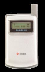 Samsung SP-i600 Silver