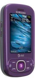 Samsung Strive Purple