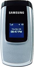 Samsung T201G Silver