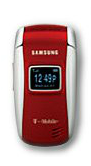 Samsung T209 Red