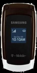 Samsung T219 Brown