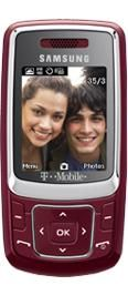 Samsung T239 Red