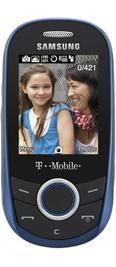 Samsung T249 Blue