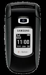 Samsung T309 Black