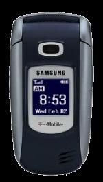 Samsung T319 Black