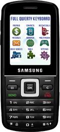 Samsung T401G Black
