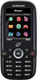 Samsung T404G Black