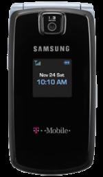 Samsung T439 Black