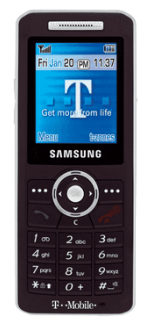 Samsung T509 Black