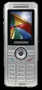 Samsung T509 Silver