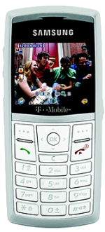 Samsung T519 Trace Silver