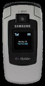 Samsung T619 Gray