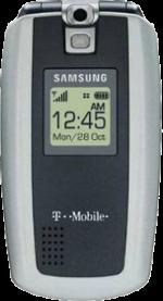 Samsung T719 Gray